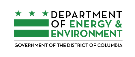 Department of Energy and Environment Logo